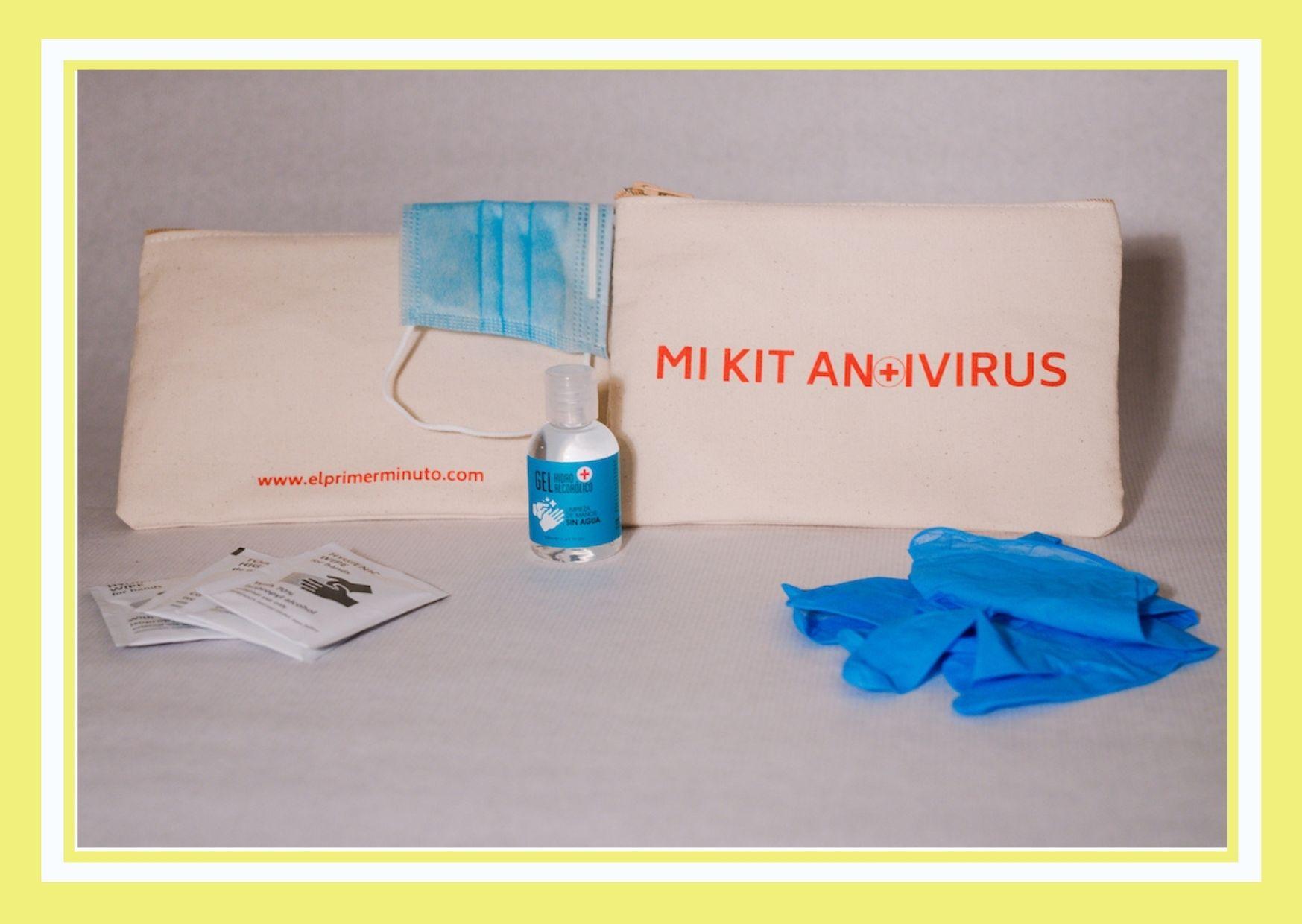 kit anticovid mascarilla